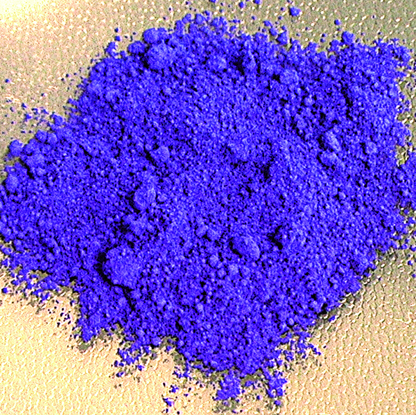 phthalocyanin blue (Output)